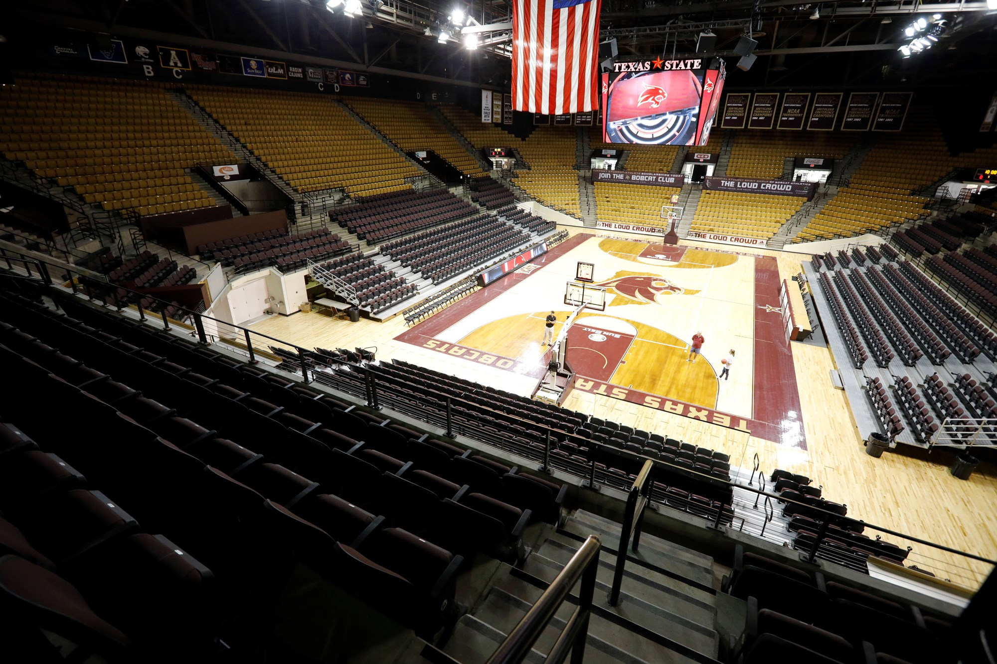 Live Events - Texas State Athletics